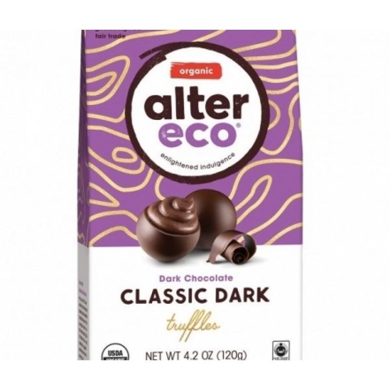 """美國有機無麩質經典黑朱古力粒""""Alter Eco""""ORGANIC GLUTEN FREE CLASSIC DARK CHOCOLATE TRUFFLES"""