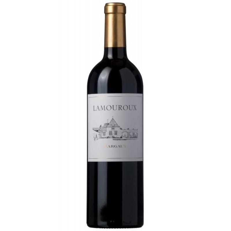 法國波爾多紅葡萄酒 LAMOUROUX MARGAUX 2010 1500ML