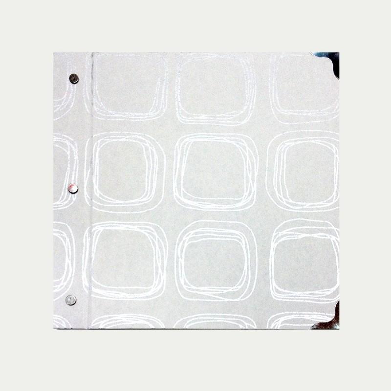 "Handmade Bao Bao - 10"" Handmade Photo Album 本地手工製作相簿 (FB6012-01_1)"