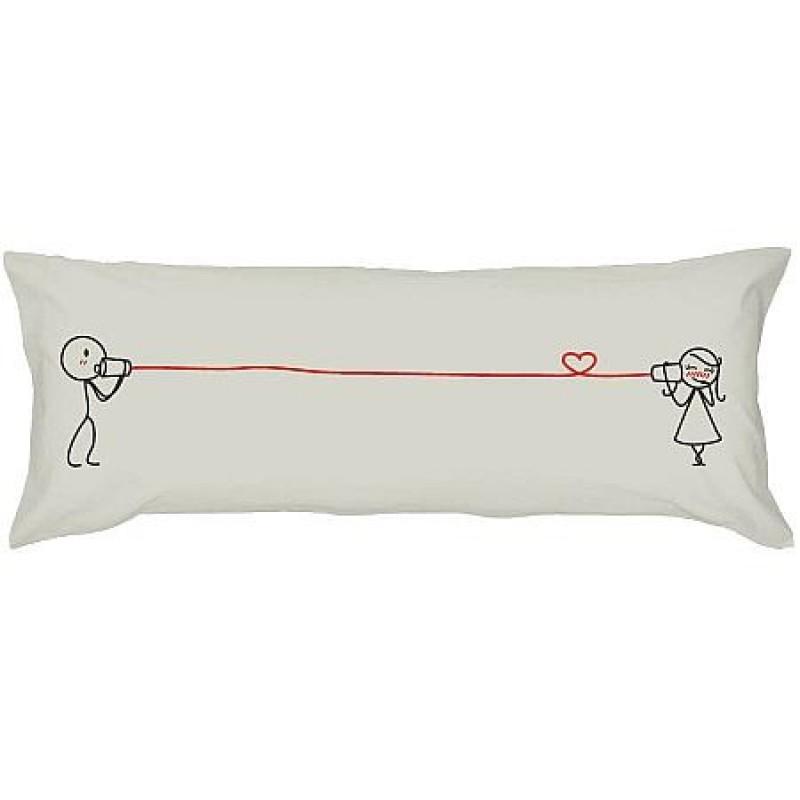 "Human Touch ""Canphone"" Long Pillow Case (3HT06-26)"