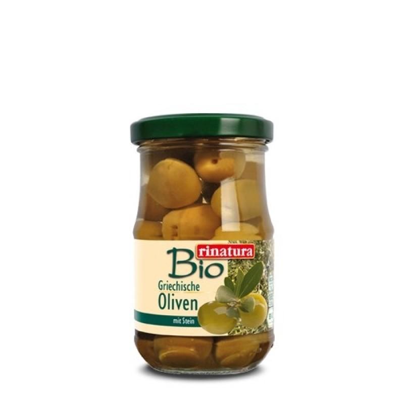 德國有機希臘綠橄欖 Rinatura Organic Greek Green Olives