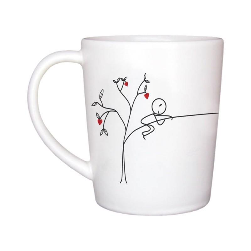 "Human Touch - Boy Meets Girl ""Bend the Branch"" Mug (3HTT04-23) 1pc only"