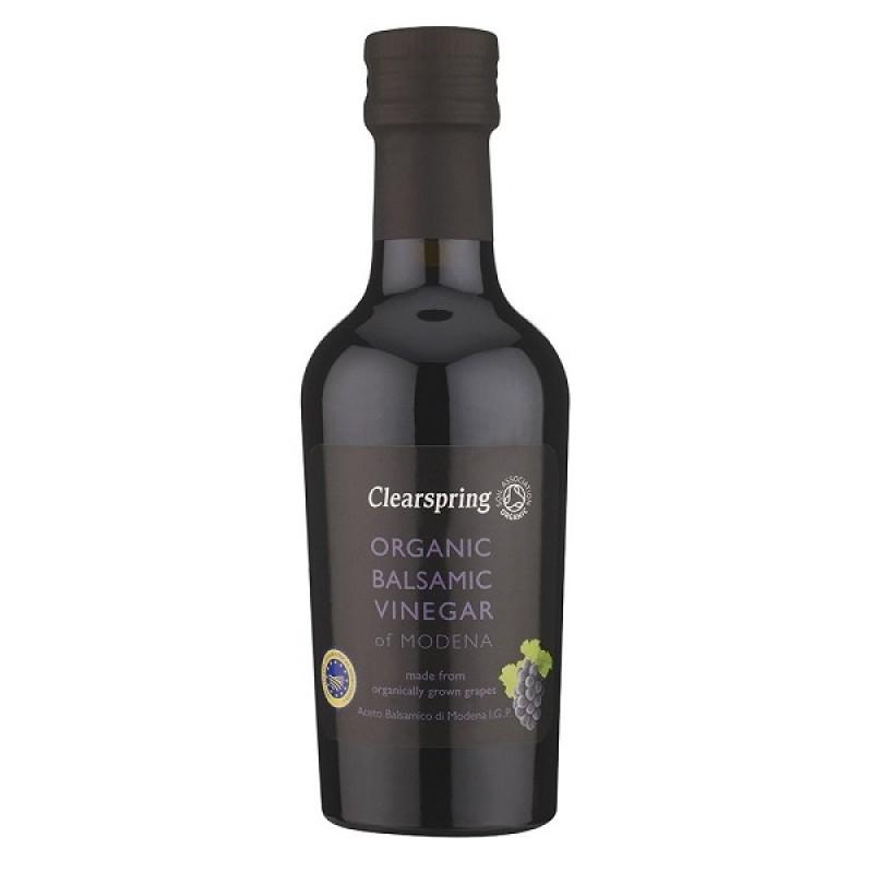 意大利有機葡萄黑醋 CLEARSPRING Organic Balsamic Vinegar of Modena