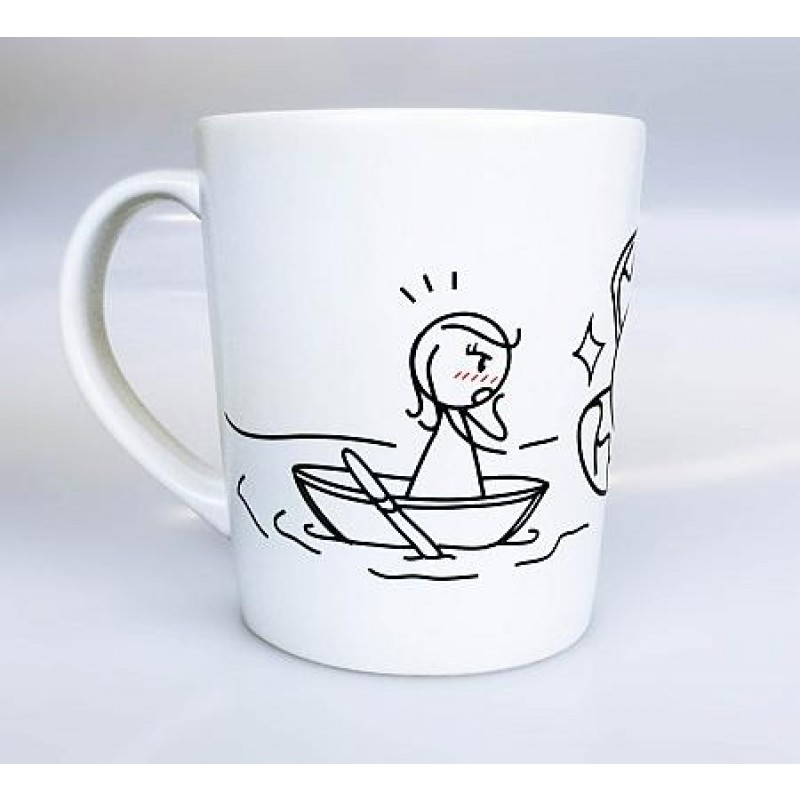 """Human Touch - Boy Meets Girl """"You are my Pearl"""" Mug (3HTT04-133) 1pc only"""