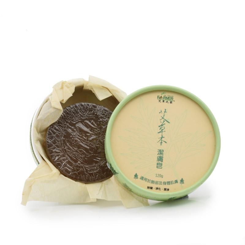 艾草之家 - 艾草潔膚皂 Ai Tsao Farmer - Artemisia Cleansing Soap