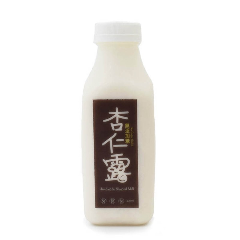 食養杏仁露(六支裝)WHOLESOME Handmade Almond Milk(6PCS)