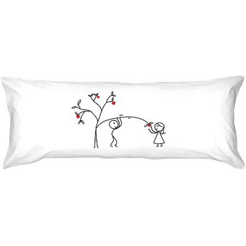 """Human Touch """"Bend the Branch"""" Long Pillow Case (3HT06-23)"""