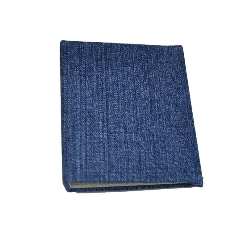 Handmade Bao Bao - 40 Pockets Denim Handmade Card Holder (FB133802_020)