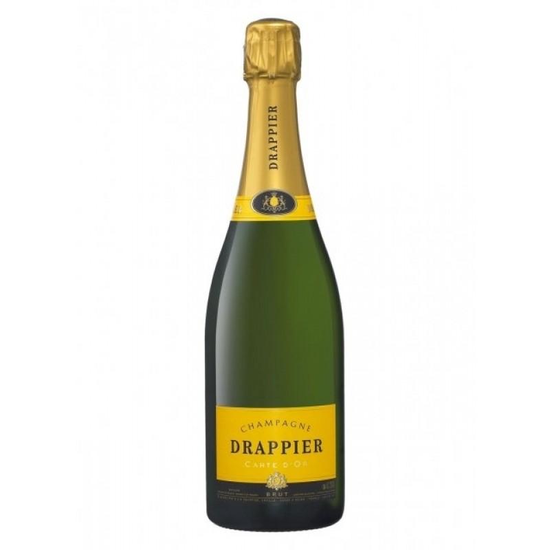 法國德拉皮爾香檳 CHAMPAGNE DRAPPIER Carte d'Or 750ML