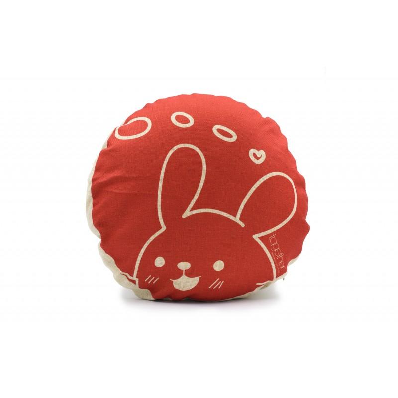 "Together ""Dream Tin Tin"" Circle Cushion (302297R) 1件"