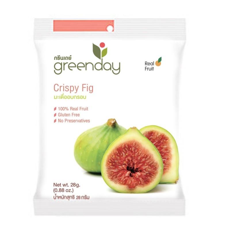 泰國無花果乾 Greenday Crispy Fig