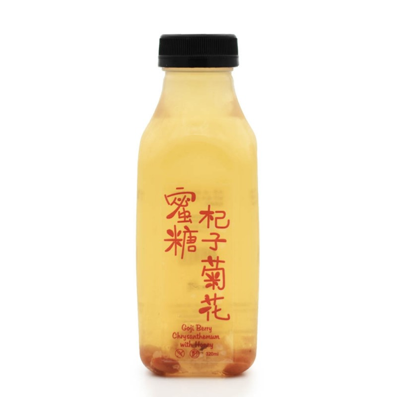 食養蜜糖杞子菊花茶(六支裝) WHOLESOME CHRYSANTHEMUM & GOJI BERRIES WITH LONGAN HONEY(6PCS)