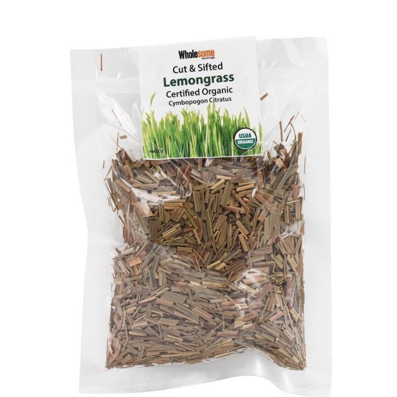 食養有機檸檬草 Wholesome Organic Cut & Sifted Lemongrass