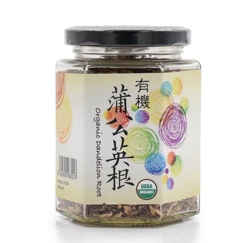 食養有機蒲公英根 Wholesome Organic Dandelion Root 100g