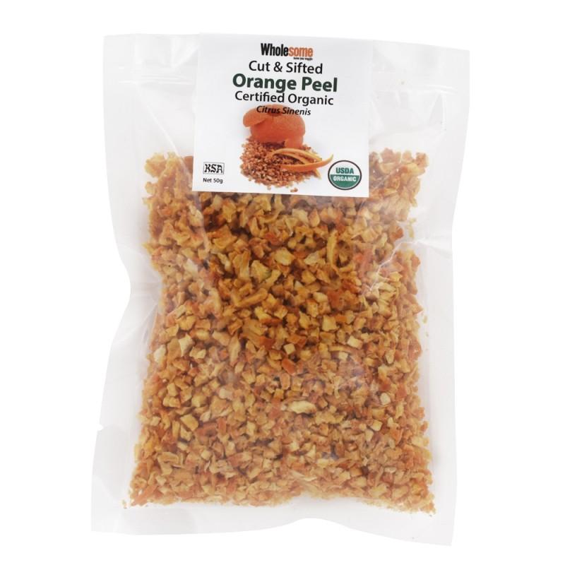 食養有機橙皮 WHOLESOME Organic Orange Peel