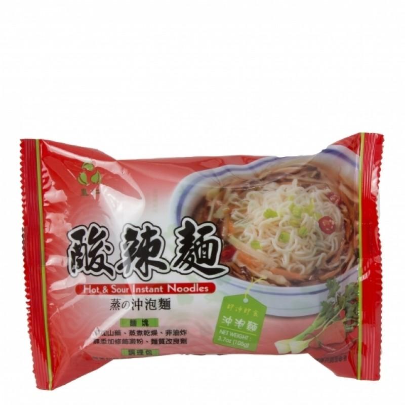 里仁酸辣沖泡麵 Leezen Hot & Sour Instant Noodles