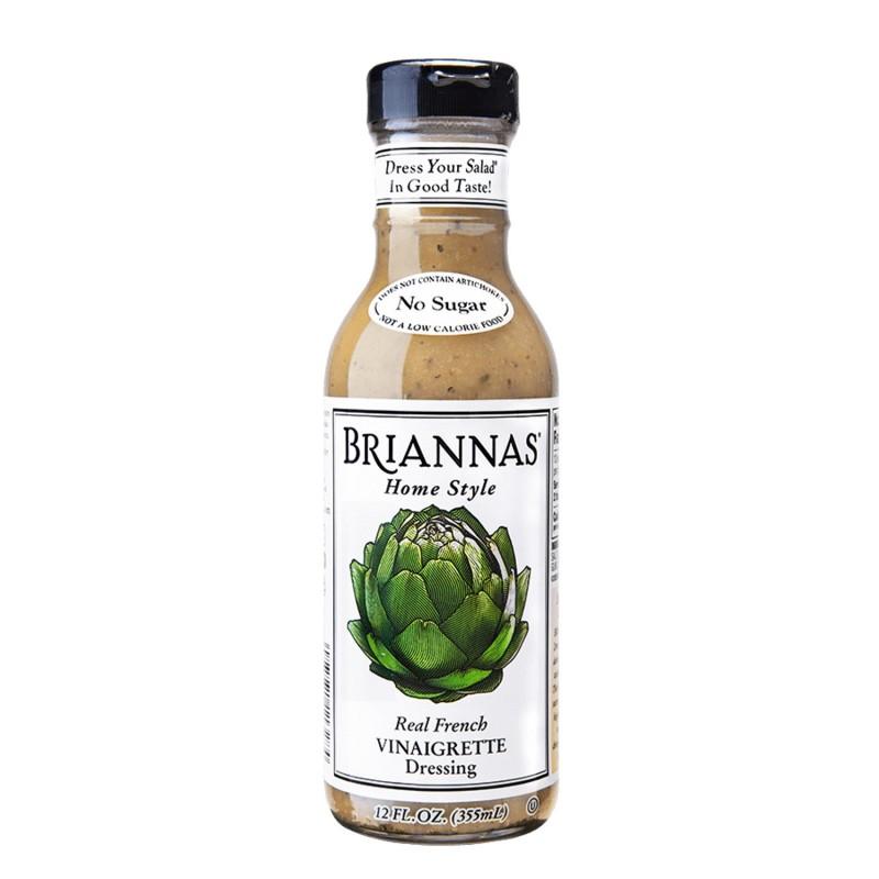 """美國住家式法國香醋汁""""Briannas""""HOME STYLE REAL FRENCH VINAIGRETTE DRESSING"""