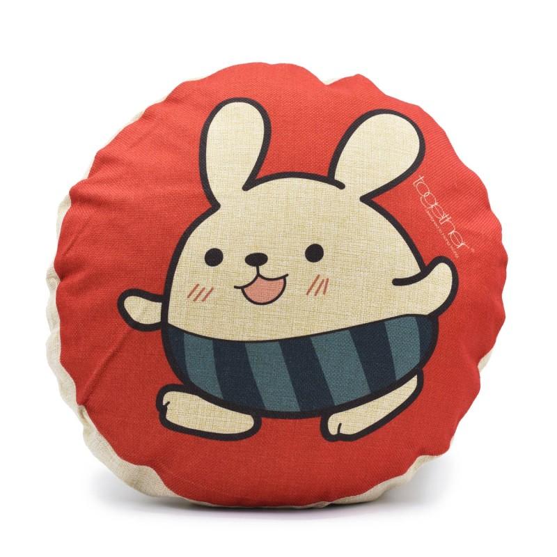 """Together """"Tin Tin"""" Circle Cushion (302293R) 1件"""