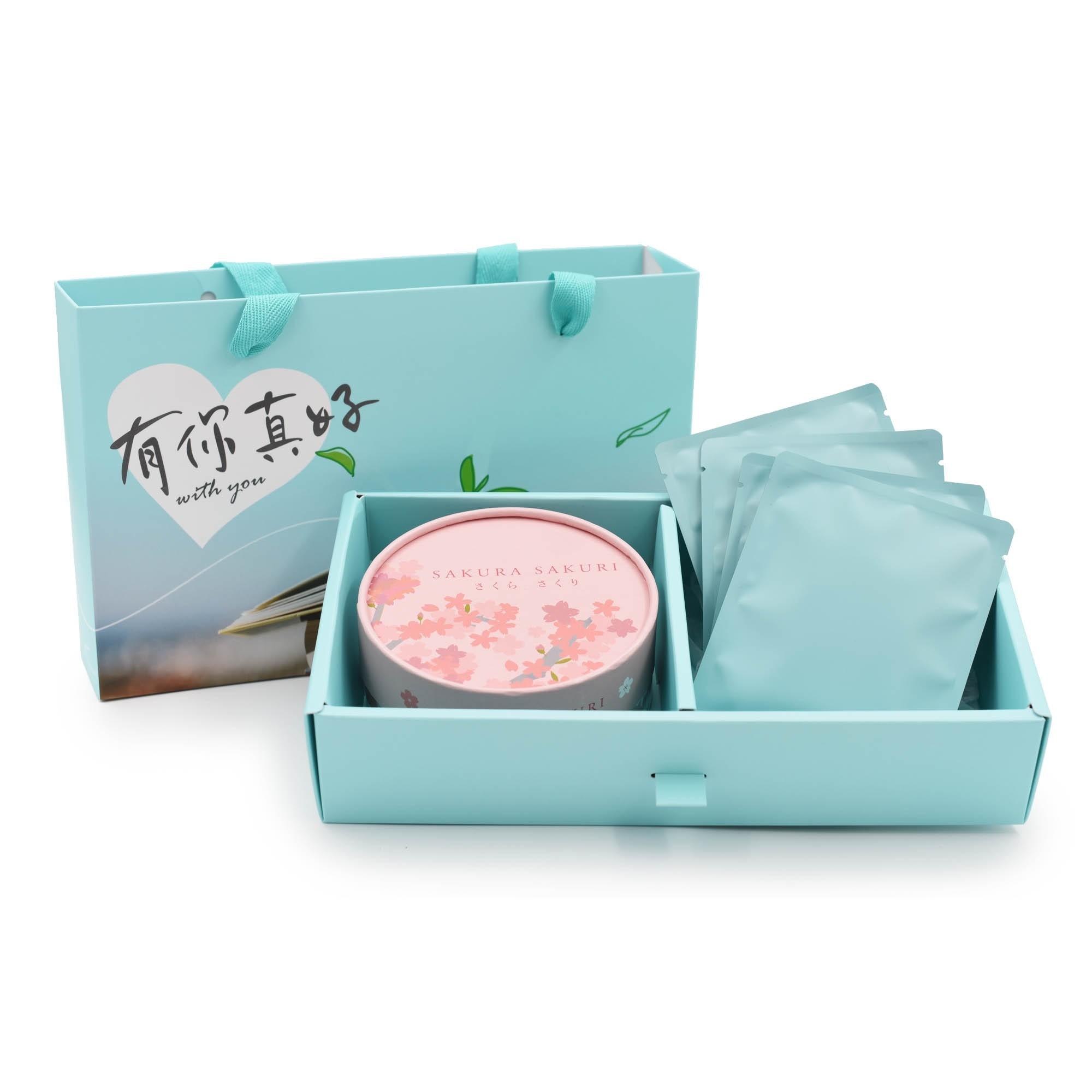 日本盒裝抹茶夾心餅 &金質量阿拉伯咖啡掛耳式咖啡包(4包)