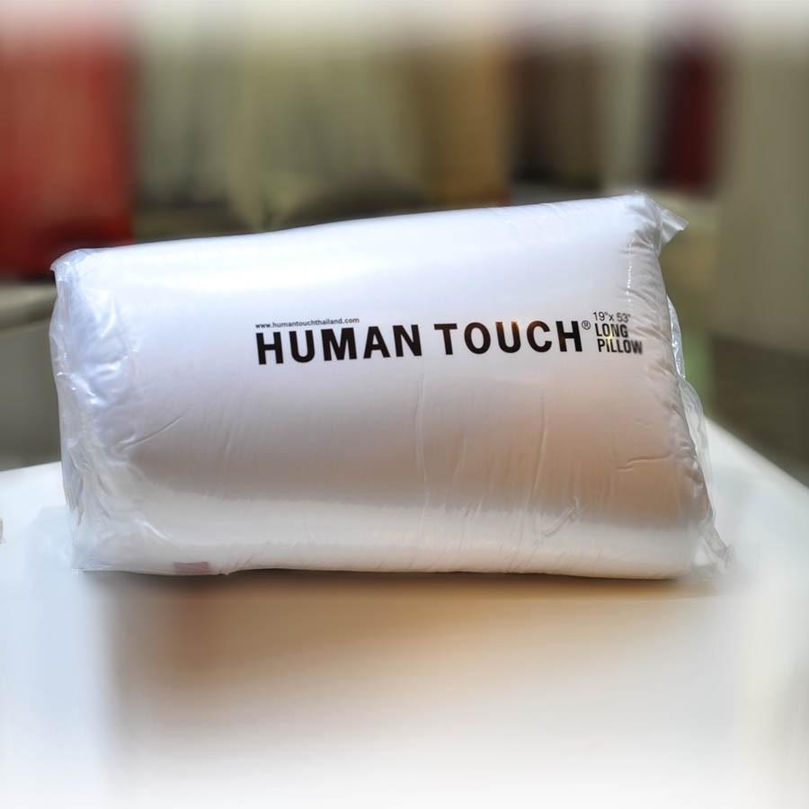 "Human Touch Long Pillow 全棉長枕頭 19""x53"" (T06-CU)"