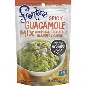 """美國墨西哥風味牛油果""""配醬"""" (辣味) FRONTERA Gourment Mexican SPICY GUACAMOLE MIX"""