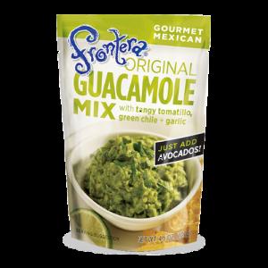 """美國墨西哥風味牛油果""""配醬"""" (原味) FRONTERA Gourment Mexican ORIGINAL GUACAMOLE MIX"""