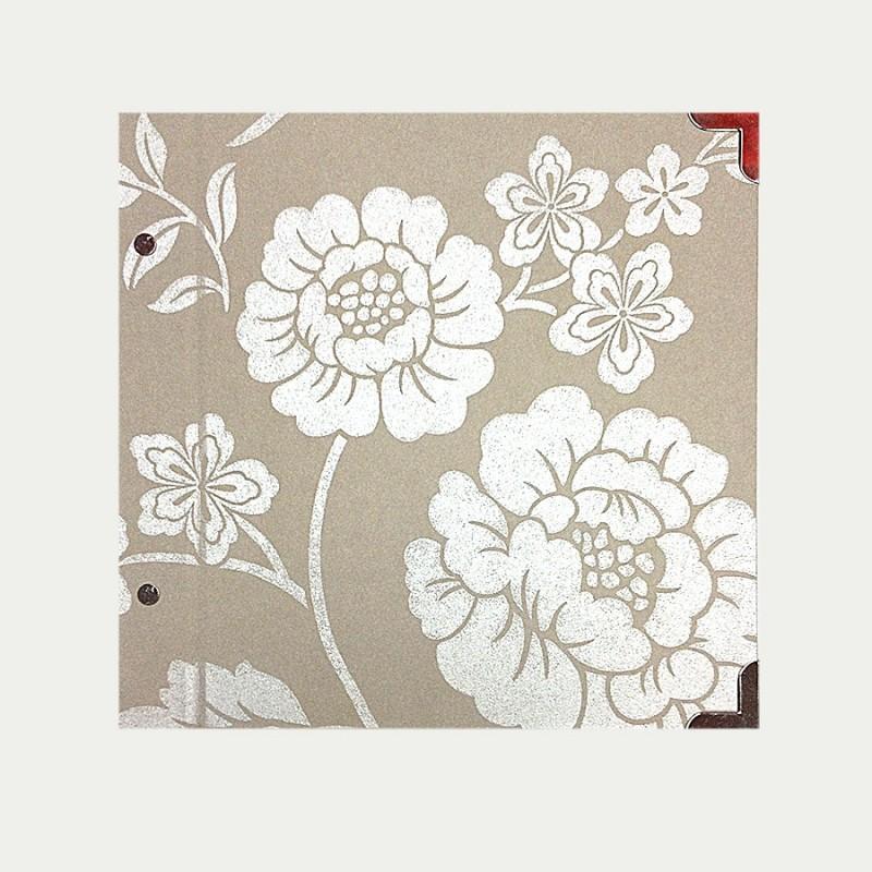 "Handmade Bao Bao - 10"" Handmade Photo Album 本地手工製作相簿 (FB6012-01_15)"