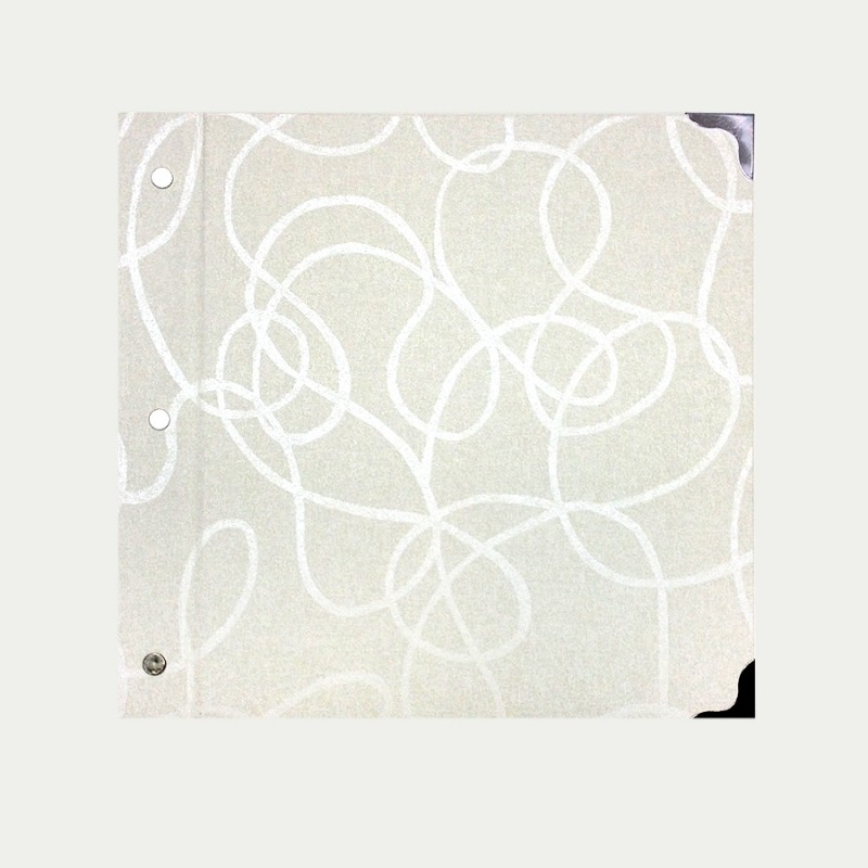 "Handmade Bao Bao - 10"" Handmade Photo Album 本地手工製作相簿 (FB6012-01_6)"