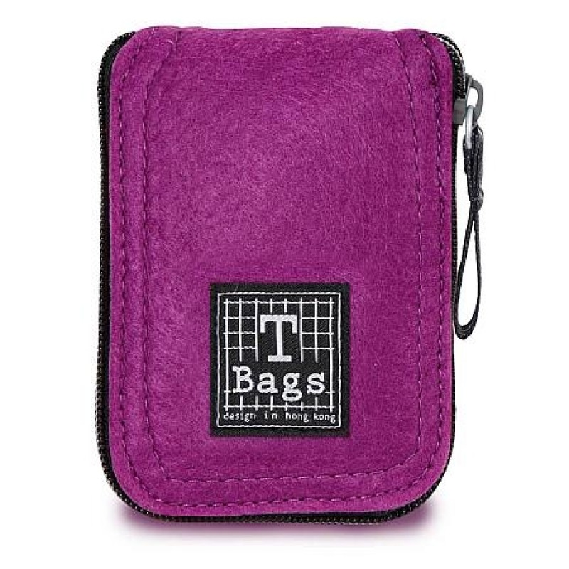 T-Bags Recycle Bag﹣Purple (TBRB-016PU)