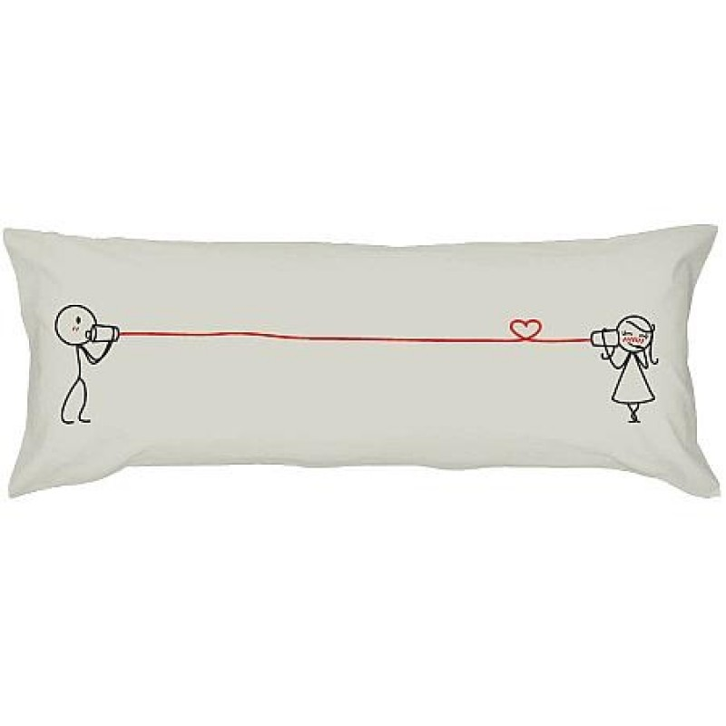 "Human Touch ""Canphone"" Long Pillow Case (3HT06-26)"
