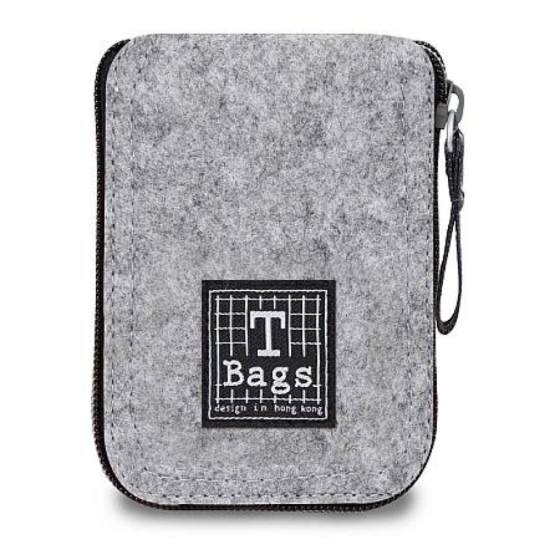 T-Bags Recycle Bag﹣Light Grey (TBRB-017LG)