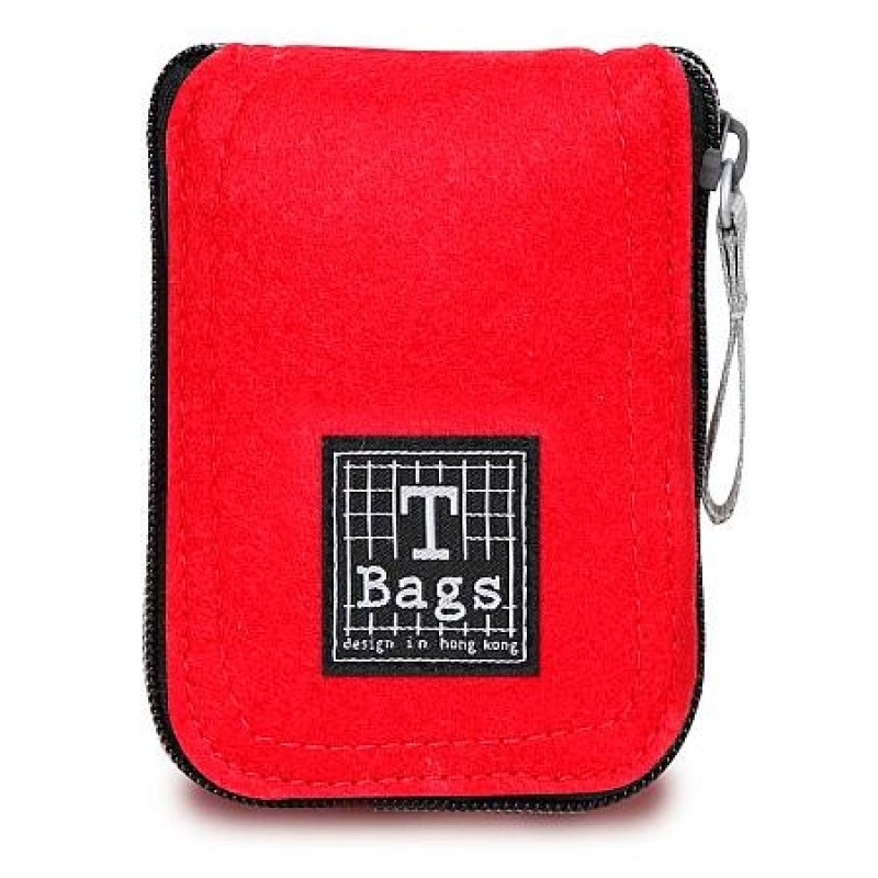T-Bags Recycle Bag - Red (TBRB-010R)
