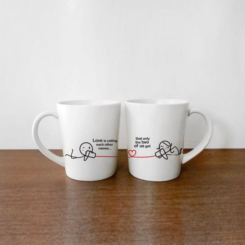 "Human Touch - Boy Meets Girl ""Calling Name"" Mug (3HTT04-153) 1pc only"