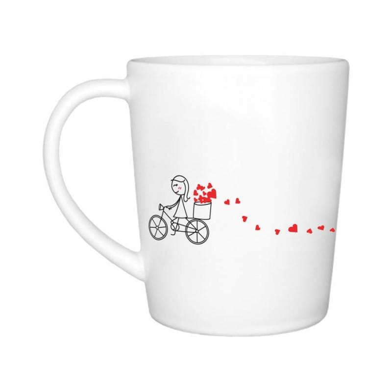 Human Touch Boy Meets Girl - Joy Ride Mug (3HTT04-45) 1pc only