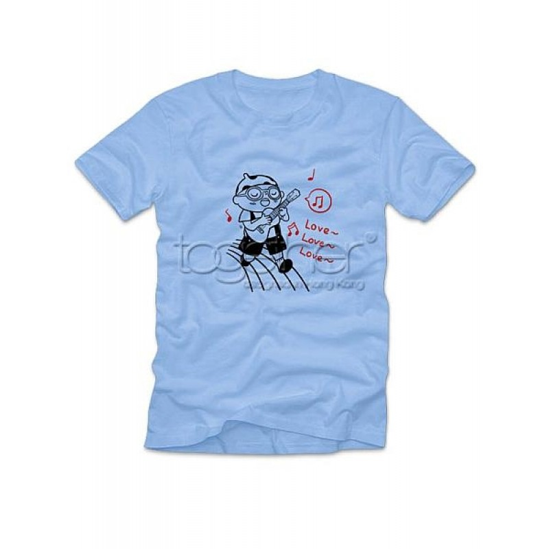 "Together ""Love Music"" Boy Tee Shirt (AG1004M)"