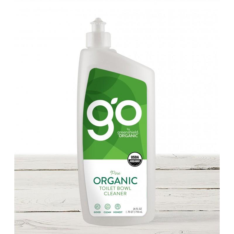 "美國有機松木坐廁清潔劑 ""Go Greenshield"" PINE ORGANIC TOILET BOWL CLEANER"