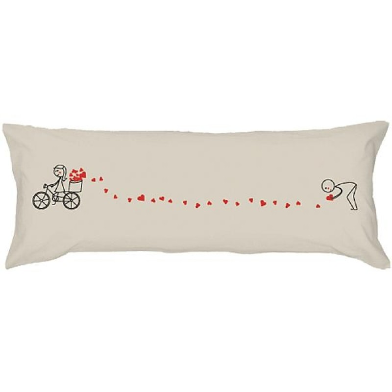 "Human Touch ""Joy Ride"" Long Pillow Case (3HT06-45)"