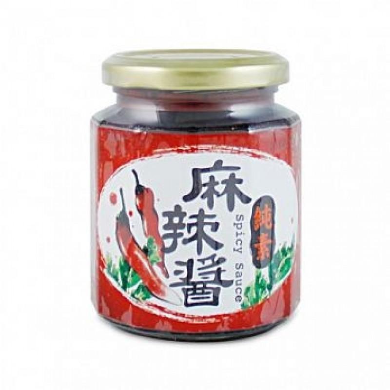 里仁麻辣醬 LEEZEN Spicy Sauce
