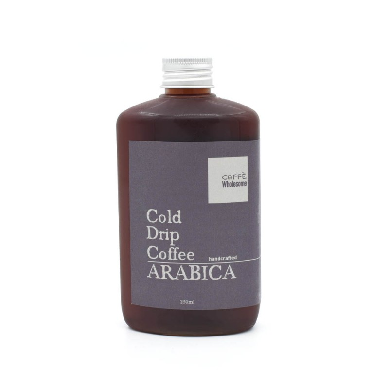 手工冷滴咖啡(六支裝) Cold Drip Coffee - Arabica(6PCS)