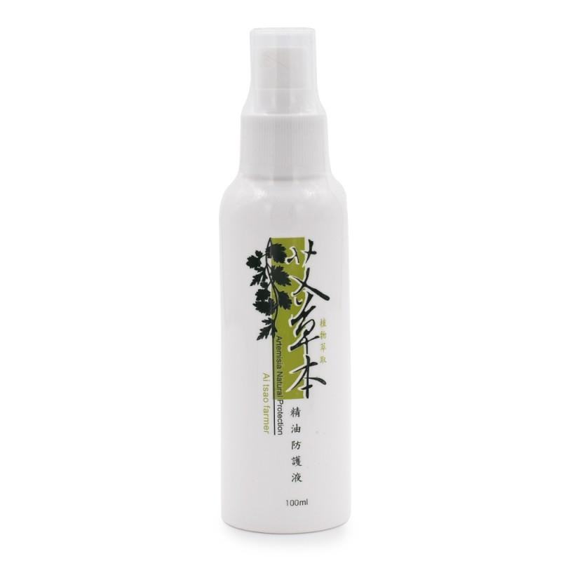 艾草之家 - 艾草精油防護液 AI TSAO FARMER - Artemisia Natural Protection Spray