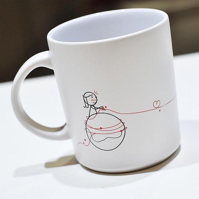 "Human Touch - Boy Meets Girl ""Mars and Venus"" Mug (3HTT04-116) 1pc only"