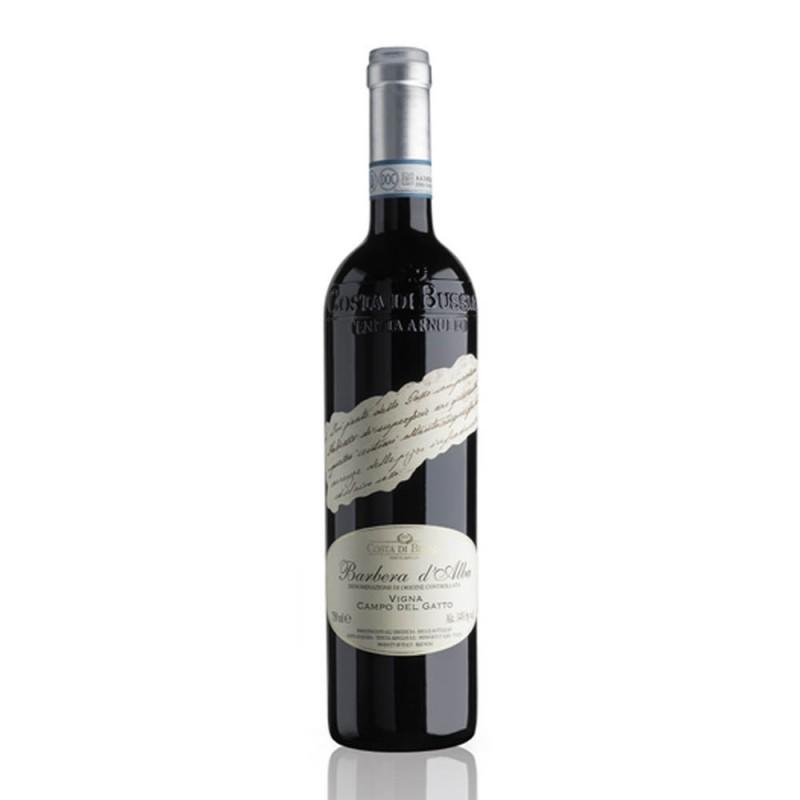 "意大利BARBERA D'ALBA VIGNA CAMPO DEL GATTO紅酒 2013""Costa di Bussia""BARBERA D'ALBA VIGNA CAMPO DEL GATTO RED WINE 2013"