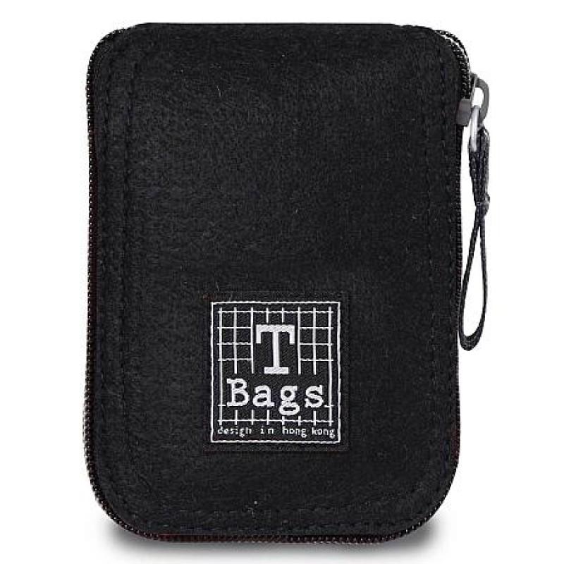 T-Bags Recycle Bag - Black (TBRB-011BK)