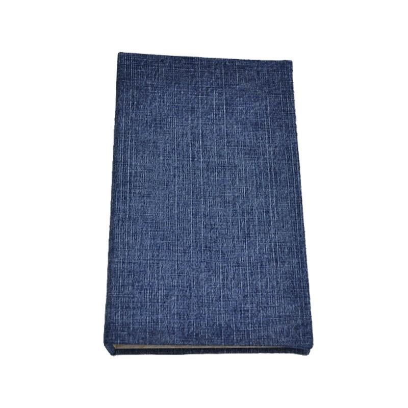 Handmade Bao Bao - 96 Pockets Denim Handmade Card Holder (FB133801_11)