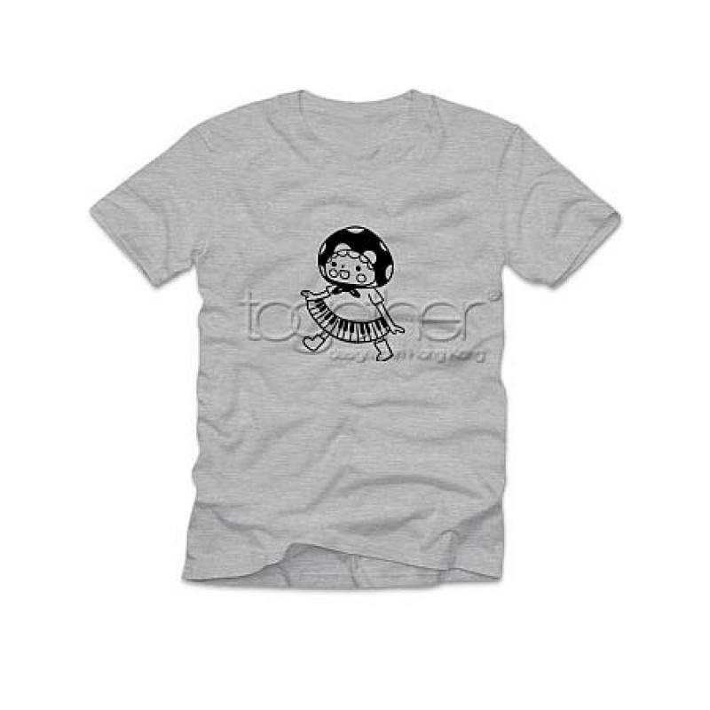 "Together ""Flower Gift"" Girl Tee Shirt (AG1001F)"