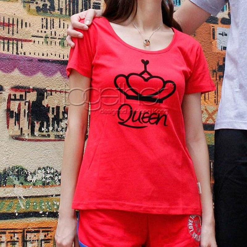"""Together """"Queen"""" Tee Shirt (2535F)"""