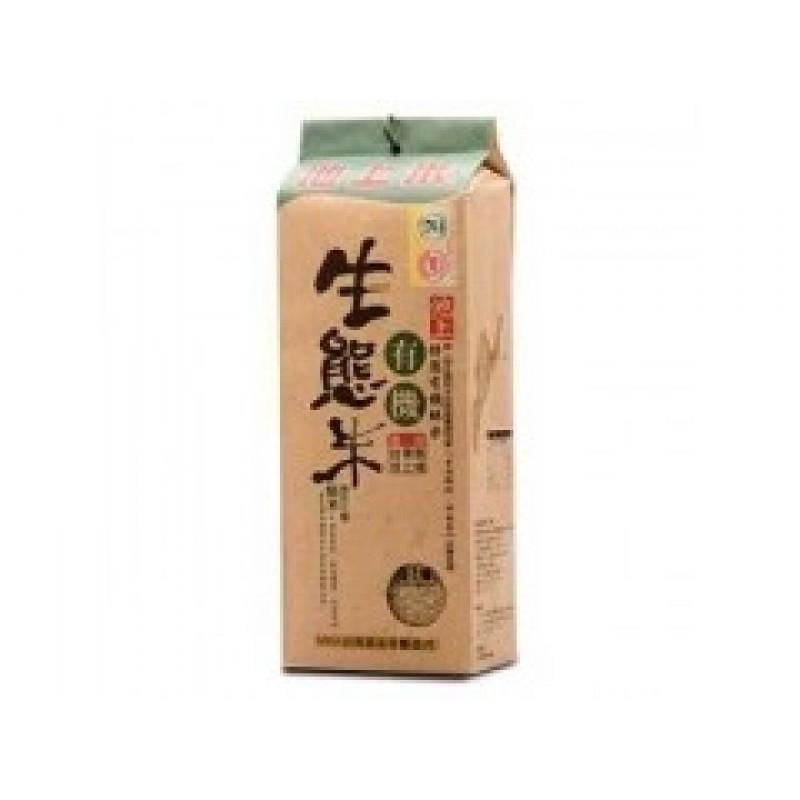陳協和池上米有機生態糙米 CHENXIEHE CHIHSHANG ORGANIC Brown Rice