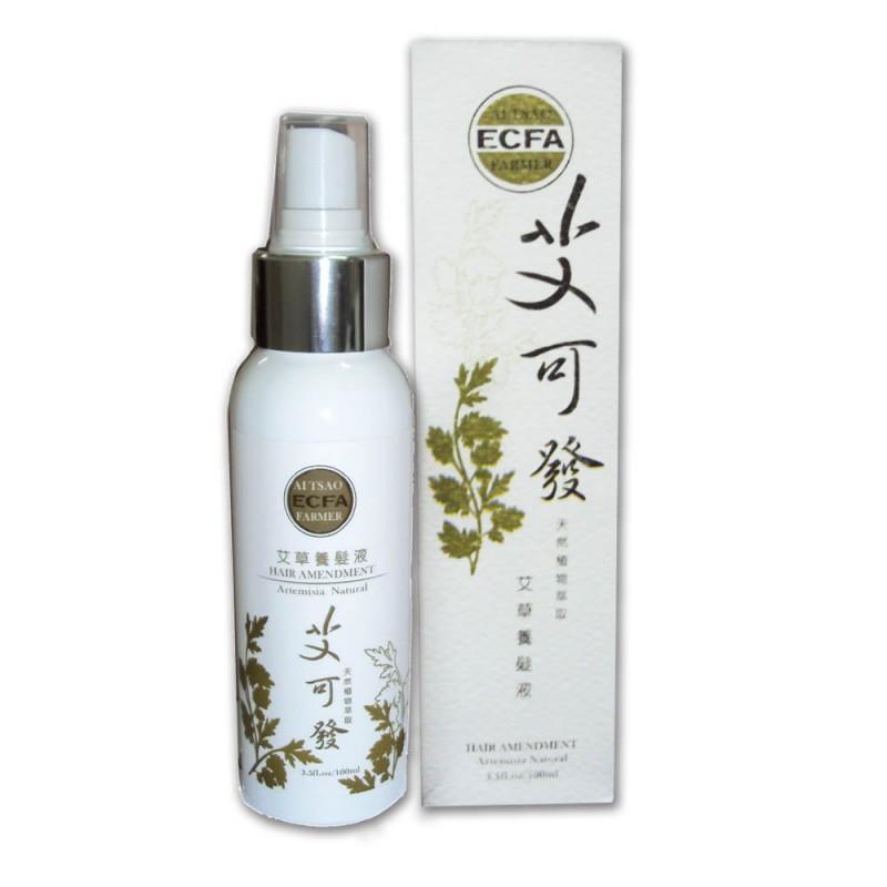 艾草之家 - ECFA艾可發養髮液 AI TSAO FARMER - Artemisia Natural Amendment
