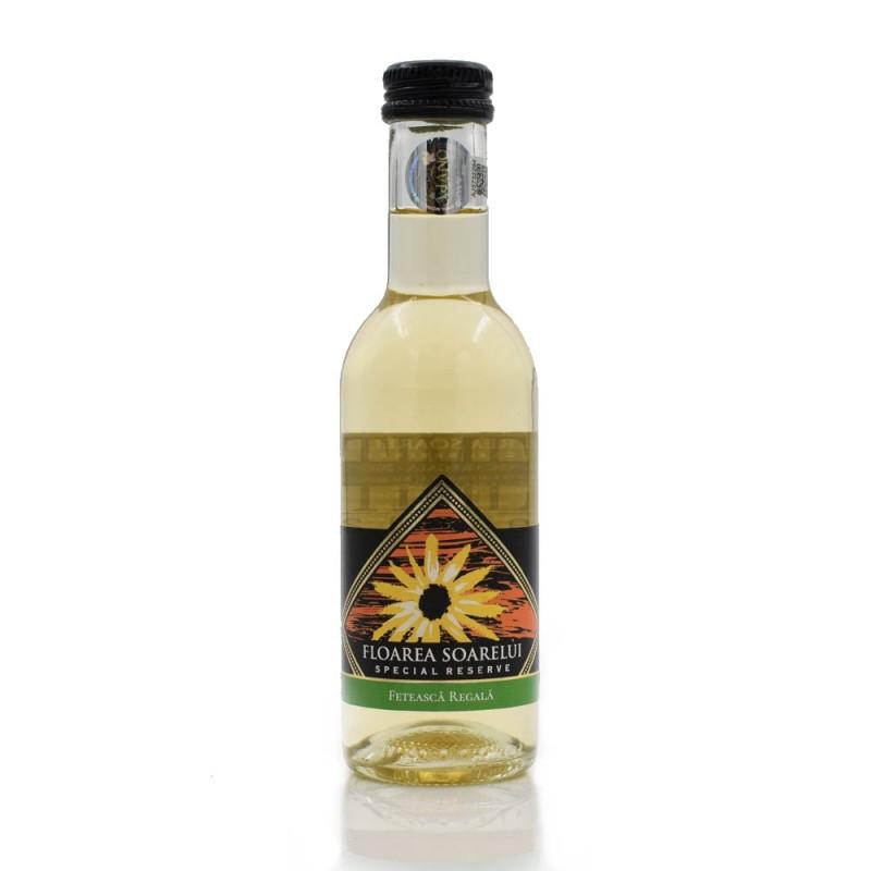 羅馬尼亞白酒 Floarea Soarelui Feteasca Regala (White Wine) 187ml