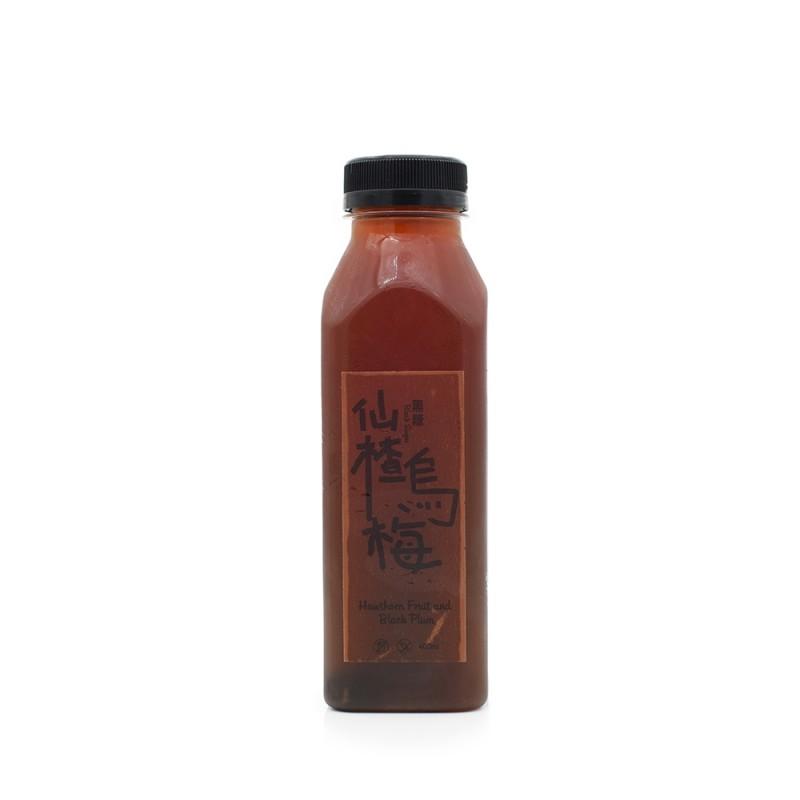 仙楂烏梅黑糖茶(六支裝) HAWTHORN BERRIES & PLUM FRUIT IN PURE BLACK CANE SUGAR(6PCS)